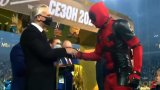 Дедпул стана шампион на Русия! (видео)