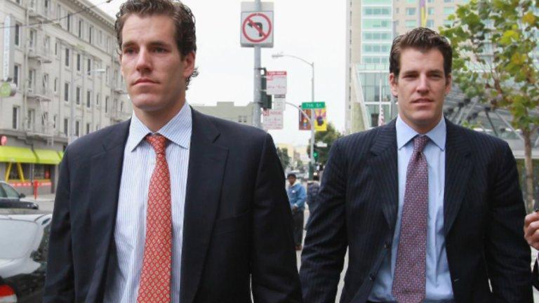 Близнаците милиардери благодарение на биткойните