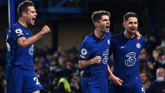 Челси си върна на Лестър с победа в сблъсъка за топ 4