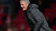 Голям смях падна в сряда вечер. И целият беше за сметка на Юнайтед.