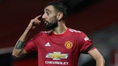 Скандали с ВАР, отменена и пребита дузпа помогнаха на Юнайтед