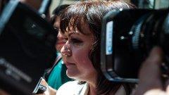 Корнелия Нинова обясни, че има вериги, които не плащат по 6 месеца, и това е принудило много български фирми да фалират