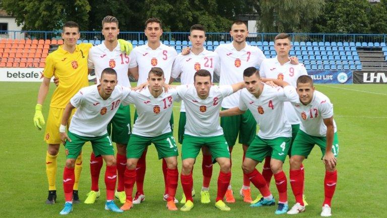 Положителното начало при младежите поне е някаква утеха и е в контраст с резулатите, които записва мъжкият национален отбор