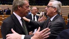 Председателят на ЕК нахока националистите от UKIP