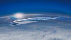 Boeing планира създаването на свръхзвуков пътнически самолет