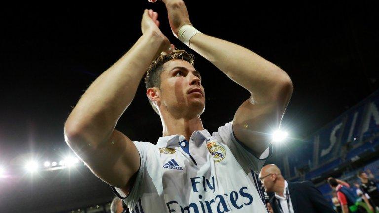 В приятен и открит мач Реал игра доста безхаберно в защита, но създаде и множество положения, за да вкара 6 гола