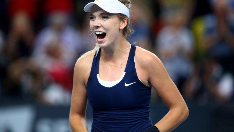COVID-19 прекъсна устрема в тенис кариерата ѝ, но ѝ даде шанс за нещо друго