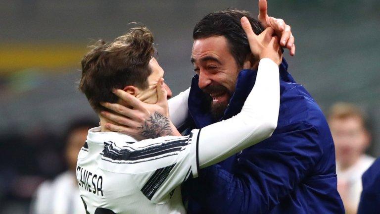 """Ювентус напомни за себе си и повали Милан на """"Сан Сиро"""""""