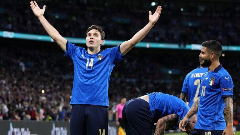 Челси предложи 100 млн. евро за Федерико Киеза, Юве се изсмя