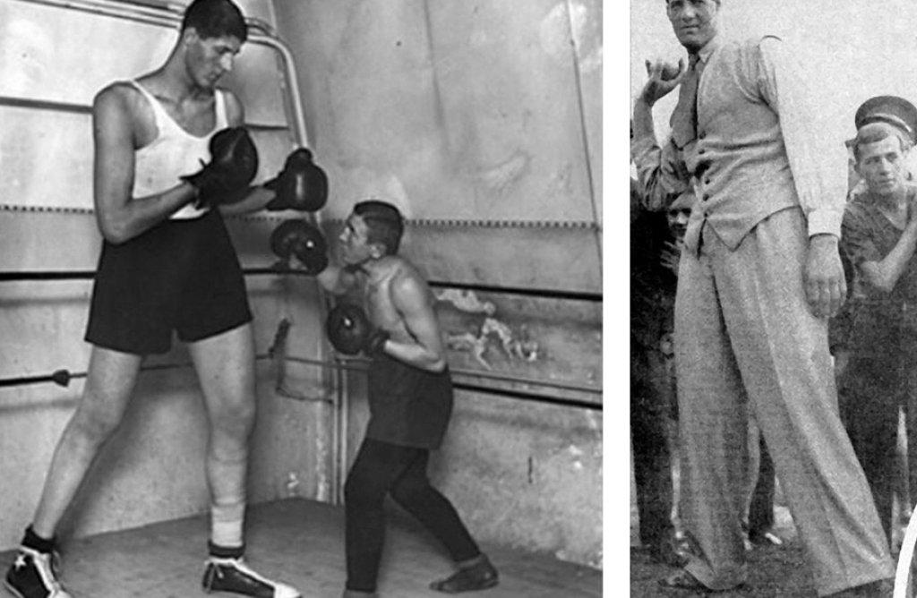Мафията ли уби най-високия боксьор в историята, който бе 2.5 м и огъваше метални пръти с голи ръце?