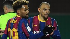 Още един нападател попадна в черния списък на Барселона