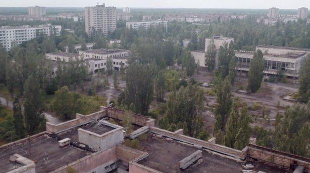 """""""Картички"""" от Чернобил"""