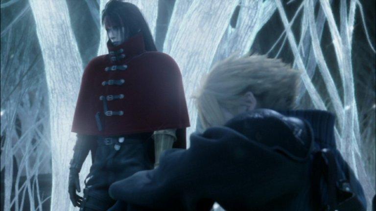 4. Final Fantasy VII: Advent Children (2005, оценка 7,3/10 в IMDB) - Отново екранизация на игра. Това пълнометражно аниме (с компютърна, а не класическа анимация) е част от вселената на ролевата игра Final Fantasy VII.  Разказва ни за група, която отвлича деца, болни от мистериозно заболяване. Героят Клауд опитва да спаси децата, като така разбира какви всъщност са плановете на злодеите - да съживят старият враг на Клауд, опасна смесица от човешки и извънземни гени. Струва си да го гледате, било то и само, за да видите зрелищните битки на големия екран на Samsung Q7F.