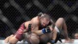 Багата записа втора загуба в UFC