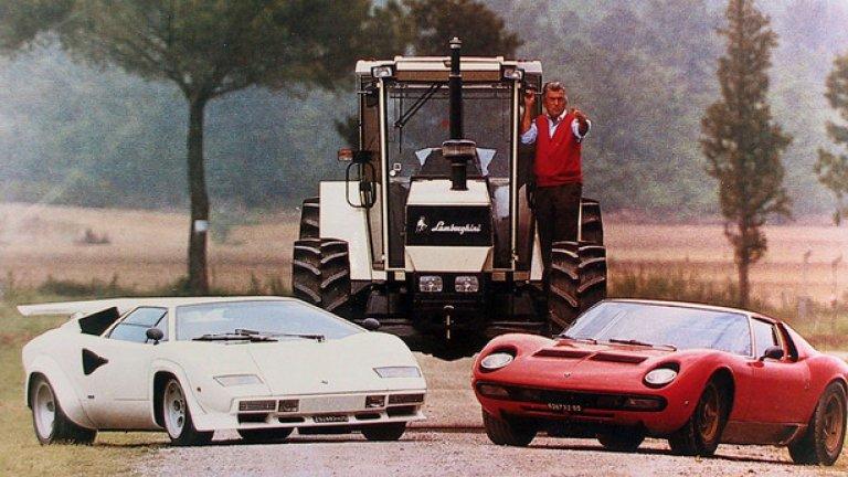 През 70-те и 80-те години Феручо е рекламно лице на компанията, въпреки че тя вече не е негова