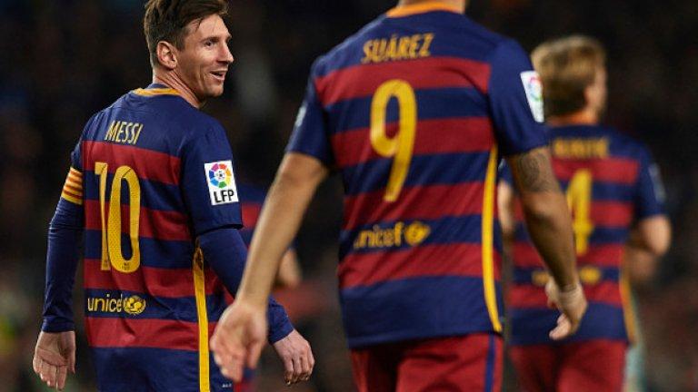 Барселона намери своята деветка