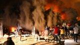 10 души загинаха при пожар в Тетово