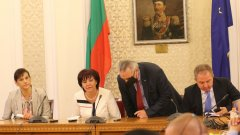 От партията на Каракачанов имат условие - да се добавят техните идеи за изменения в Основния закон