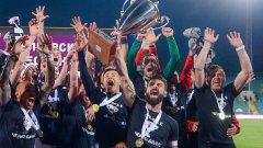 Този финал беше най-смисленото нещо за цяла година в българския футбол