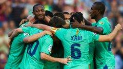 Барселона чупеше рекорд след рекорд през настоящия сезон в Испания