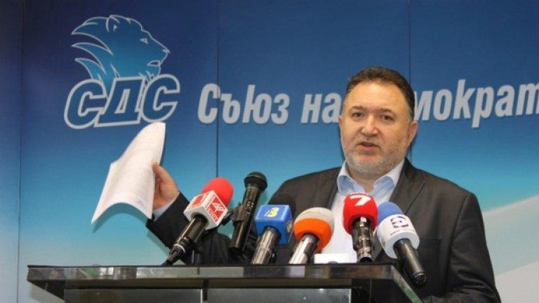 Емил Кабаиванов отрече слуховете за арест и заяви, че не е търсен от ДАНС