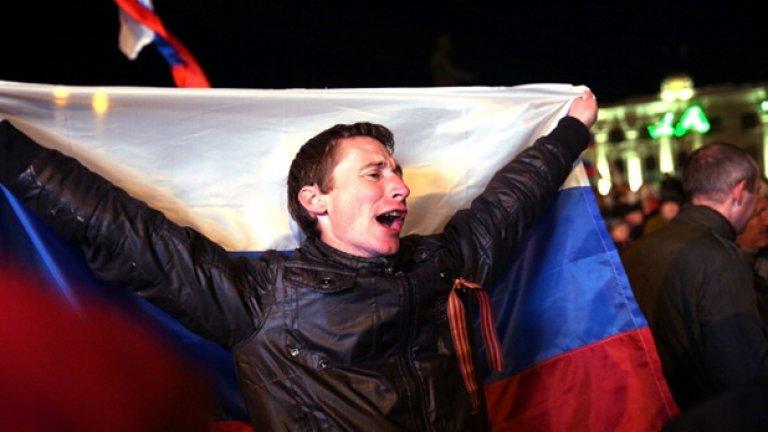 Кримският референдум - предизвестен фарс