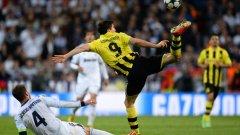 Левандовски напуска Борусия в края на сезона