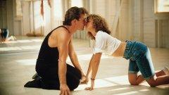 """""""Мръсни танци"""" е страхотен филм, но замисляли ли сте се, че Бейби е само на 17 г.? Вижте още странни факти за известните филмите в галерията."""