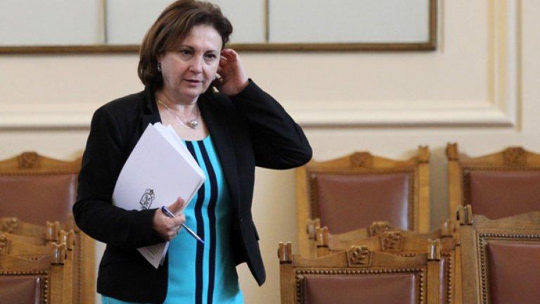 Бъчварова: Не сме се отказали от съдебната реформа