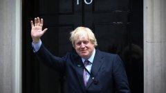 Борис Джонсън иска излизане на Великобритания от ЕС