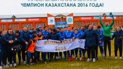 Станимир Стоилов стана шампион на Казахстан за трета поредна година