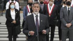 Перу с трети нов президент в рамките на месец