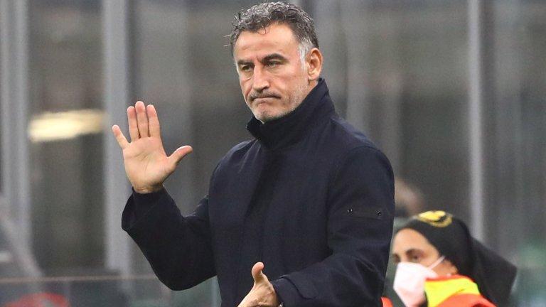 Треньорът на Лил напуска отбора след сензационната титла