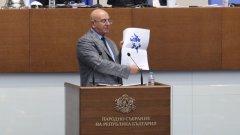 Екоминистърът иска помощ от депутатите, за да не повтори Бургас водната криза от Перник