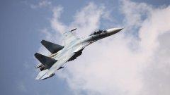Според Щатите поведението на руския Су-27 е било рисково.