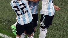 Това е Аржентина на Меси, който може да спре дъха на целия стадион с едно спиране на топката (при гола му срещу Нигерия). Това е и Аржентина, която може да допусне гол като в квартално мачле (третия срещу Хърватия). При такъв непредвидим съперник, французите имат от какво да се страхуват
