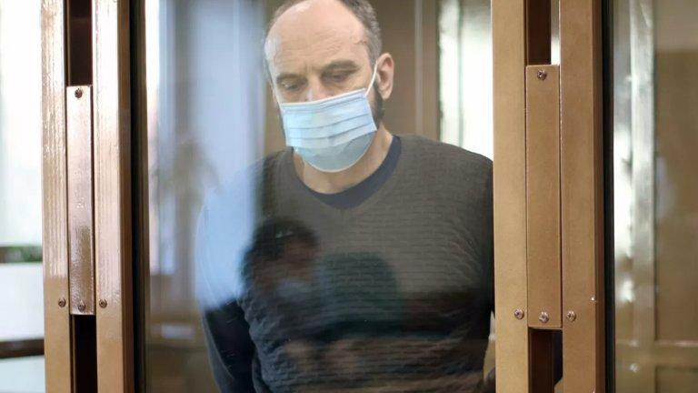 Русия тикна в затвора за 12 г. укрански футболист за шпионаж