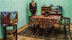 """Телевизор """"Опера"""" и полирован бюфет във всекидневната на соца - вижте още снимки в галерията"""