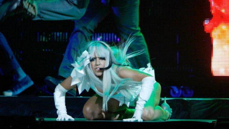 На концерт, отново 2008 г.