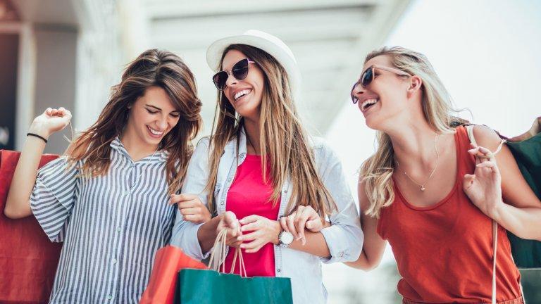 Време е за шопинг и освежаване на визията ви