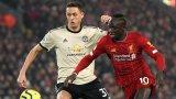 Насрочиха нова дата за дербито между Юнайтед и Ливърпул