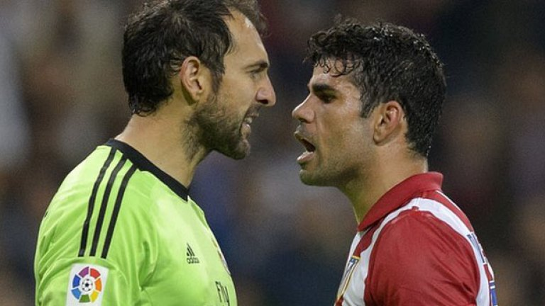Атлетико и Реал ще повторят свирепия финал от месец май, но този път в два полуфинални сблъсъка за Купата на краля.