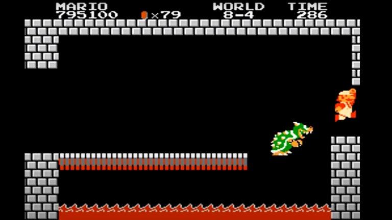 Bowser - Super Mario Bros  Огнедишащата костенурка-дракон от Super Mario много вероятно е един от най-известните злодеи във видео игрите и вероятно най-популярния финален бос. Ако се замислите обаче, той не е много добър в работата си. Проваля се във всеки един от опитите си да завладее света на Гъбеното кралство, а броят пъти, в които е побеждаван от италианския водопроводчик, е наистина срамен. Първият път обаче винаги е най-запомнящ се.