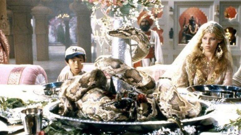 Индиана Джоунс и храмът на обречените (Indiana Jones and The Temple of Doom 1984)