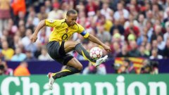 Тиери Анри си спомни успешното минало в Арсенал