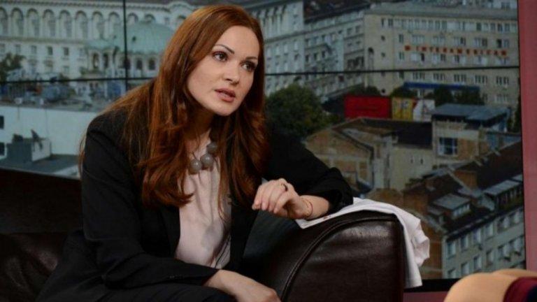 Габриела Козарева - директор на Агенцията по вписванията