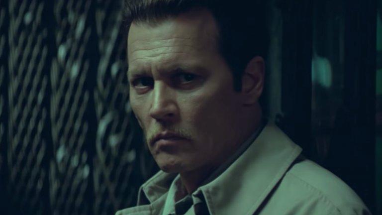 Наистина ли лошият нрав на Джони Деп спря City of Lies от кината