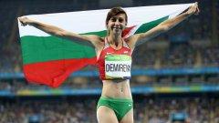 """Мирела Демирева е сред номинираните десетима за """"Спортист на годината""""."""