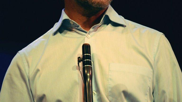 """""""Музикантът трябва да поддържа чувствителността си свежа и да пази духа си жив"""", казва големият кавалджия"""