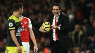 Унай Емери вярва, че е заслужавал повече време начело на Арсенал.